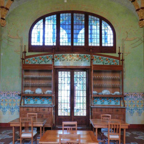 Art Nouveau i Barcelona